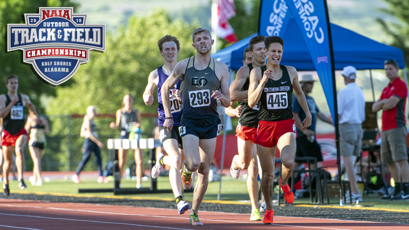 Raiders to be represented in 16 disciplines at NAIA Outdoor Championships - Southern Oregon University Athletics