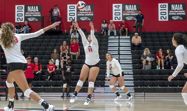 SOU picks up 2 wins on opening day against Simpson, Life